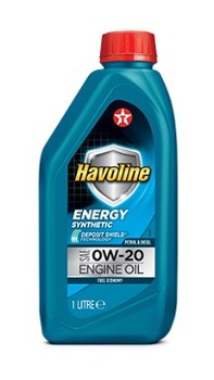 TEXACO Havoline Energy  0w20 1L