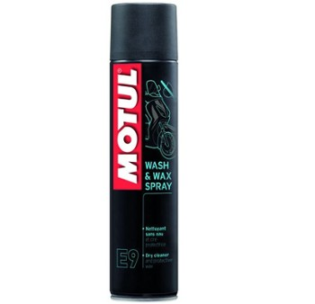 Motul E9 Wash & Wax Spray 0,4L