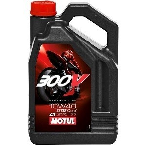 Motul 300V 4T 10w40 4L Road Racing FL