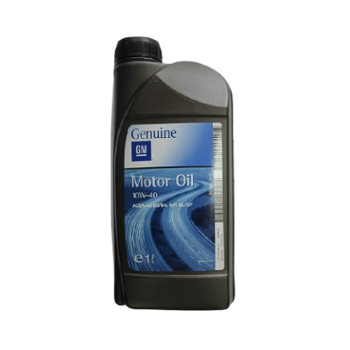 GM Genuine Motor Oil 10w40  1L
