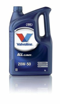 Valvoline All Climate 20w50  5L