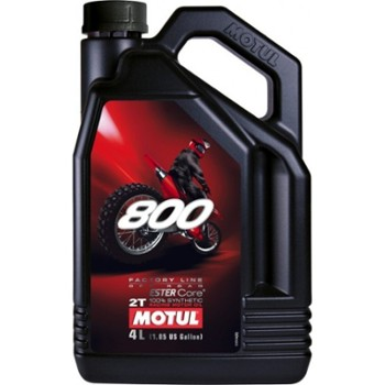 Motul 800 2T 4L OFF ROAD syntetyk+estry
