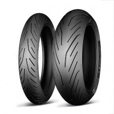 MICHELIN 160/60ZR17 PILOT ROAD 5
