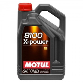 Motul 8100 X-POWER 10w60 5L A3/B4 SN