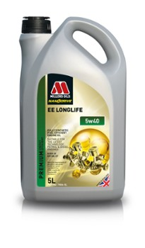 Millers Oils EE Longlife 5w40 C3 5L