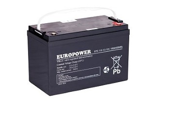 Akumulator 100Ah/12V EPS100-12 EUROPOWER