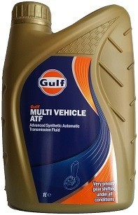 Gulf Multi Vehicle ATF  1L