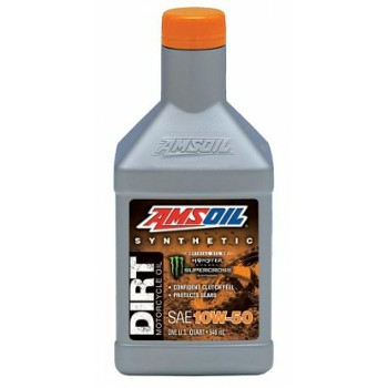 AMSOIL 10W50 Synthetic Dirt Bike 0,95L
