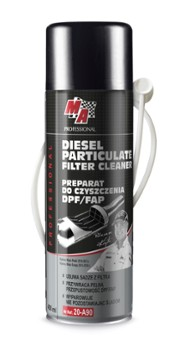DIESEL PARTICULATE FILTER CLEANER 0,4L