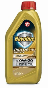 TEXACO Havoline Pro DS VB 0w20   1L