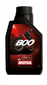 Motul 800 2T 1L OFF ROAD syntetyk+estry