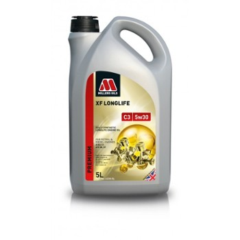 Millers Oils XF Longlife 5w30 C3 5L