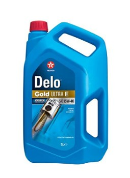 TEXACO DELO GOLD ULTRA E 15w40    5L