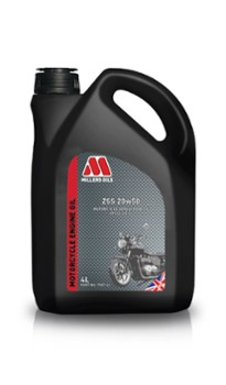 Millers Oils Motorcycle ZSS 20w50 4T 4L