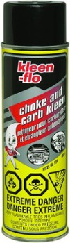 Kleen-flo Choke i Carb 500ml