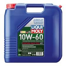 LIQUI MOLY 10W60 Synth.Race Tech GT1 20L