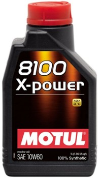 Motul 8100 X-POWER 10w60 1L A3/B4 SN