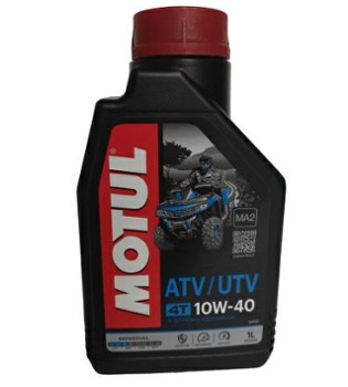 Motul ATV UTV 4T 10w40 1L do quadów
