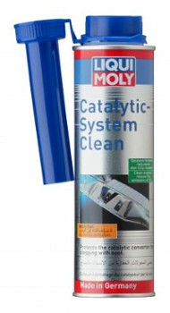 LIQUI MOLY Catalytic System Clean 300ml