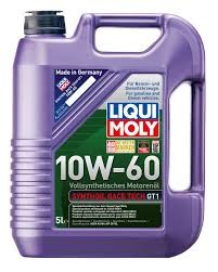 LIQUI MOLY 10W60 Synthoil Race Tech GT1