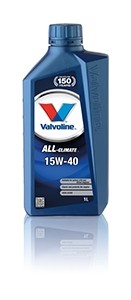 Valvoline All Climate 15w40  1L