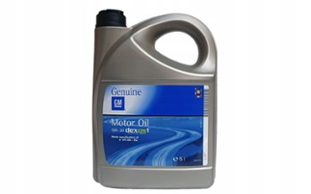 GM Motor Oil dexos1 5W30 5L