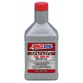 AMSOIL 10W40 Synthetic ATV/UTV 0,95L
