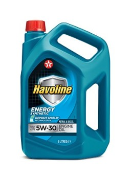 TEXACO Havoline Energy 5w30   4L