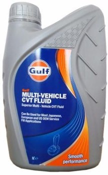Gulf Multi-Vehicle CVT Fluid  1L