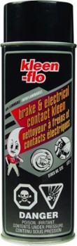 Kleen-flo Brake Elect.Contact Kleen0,75L