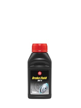 TEXACO Brake Fluid DOT4/ 0,25L