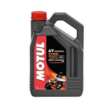 Motul 7100 4T 15w50 4L syntetyk+estry