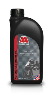 Millers Oils Motorcycle ZFS 10w50 4T 1L