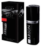 CZARNE Areon PERFUME 50ML Silver