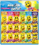 Areon DRY SMILE PLATE 72PCS