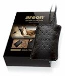 LEATHER GOLD STAR - AREON
