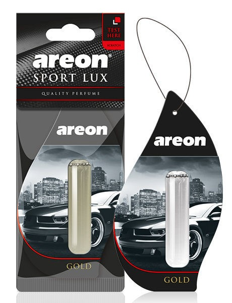 Areon SPORT LIQUID Gold