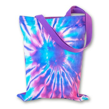 Shopper Tie Dye intense