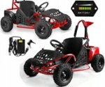 Buggy akumulatorowe HECHT 54812 RED