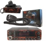Cb radio Yosan Turbo Drewno Asq, Am/Fm