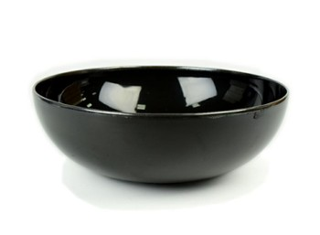 SALATERKA 24CM ALUMINA COTTAGE BLACK 1104